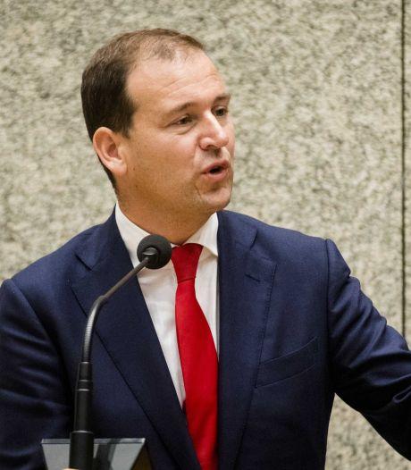 Asscher: kabinet-Rutte is over zijn datum