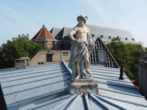 Mysterie opgelost: dit is misschien wel het meest onbekende standbeeld van Zwolle