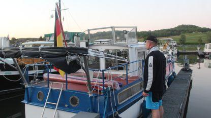 Duitse toerist uit het water gered na ontploffing op plezierjacht in Limburg