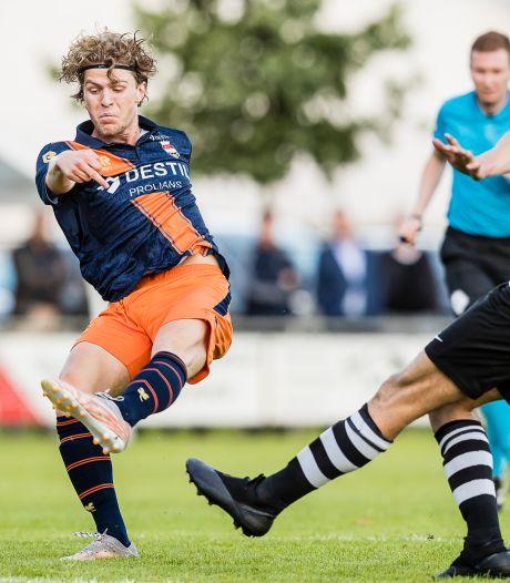 Jonge Jasper Dahlhaus maakt indruk bij Willem II