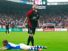 NEC trapt seizoen thuis af tegen FC Eindhoven