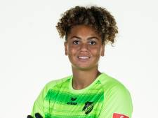 Keepster Jacintha Weimar uit Best tekent bij Feyenoord