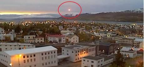 IJslanders in de ban van vuurbal: buitenaards of niet?