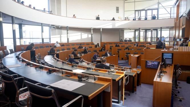 Brussels parlement trapt nieuw parlementair jaar af