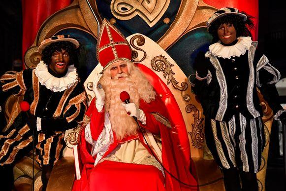 Sinterklaas komt zaterdag naar Zwalm.