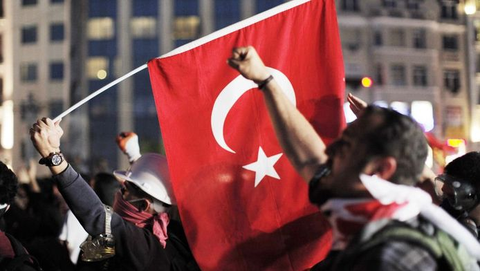 La place Taksim à Istanbul, le 30 juin dernier.