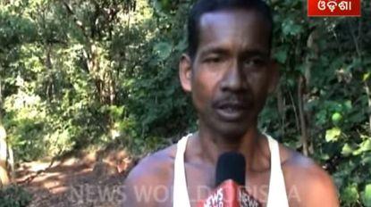 Vader legt eigenhandig weg van 8 km aan om schoolgaande zonen meer te zien