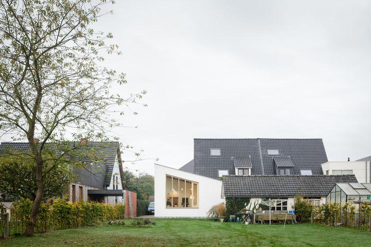 """""""Een goed bouwproces is belangrijk om van een geslaagd project te kunnen spreken, zoals een vlotte werking op de werf, een degelijk uitvoeringsdossier, een open werfcommunicatie… """", meent architecte Karolien Vanmerhaeghe."""