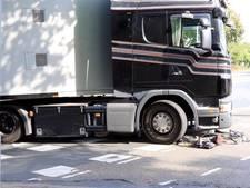 Meer onderzoek nodig naar ongeluk met vrachtwagen en fietsster in Deurne