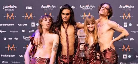 Songfestivalwinnaar Måneskin terug naar Nederland: in maart in AFAS Live