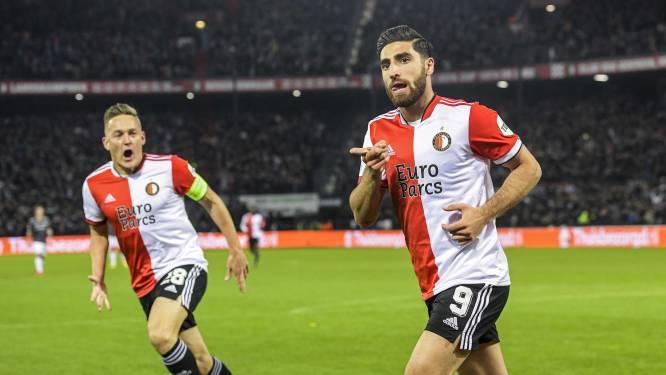 Feyenoord zet grote stap richting Europese overwintering met zege op Union Berlin