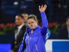 Kim Clijsters s'incline avec les honneurs pour son retour