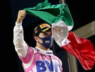 Verstappen krijgt Pérez naast zich bij Red Bull, Albon moet stapje terugzetten