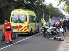 Kind gewond bij forse aanrijding op Benoordenhoutseweg, één persoon aangehouden