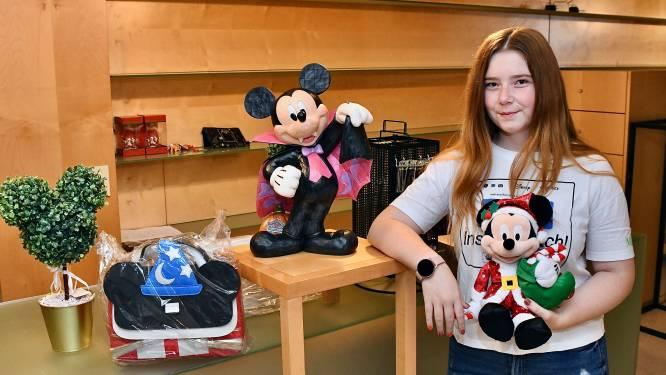 """Jaimely (21) brengt Disneymagie naar Roeselare: """"In Pualicious vind je spulletjes die je normaal alleen in Disneyland Parijs kunt kopen"""""""