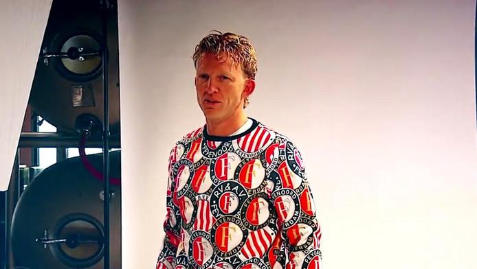 Kersttrui Feyenoord.Feyenoord Komt Met Opvallende Kersttrui Offside Ad Nl