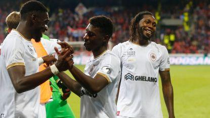 Football Talk. Antwerp gaat samenwerken met Congolese tweedeklasser