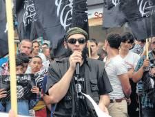 Mars door Schilderswijk tegen moslimradicalisme