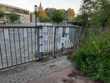 Anti-vaxxers kiezen Durendael in Oisterwijk uit als plakplaats