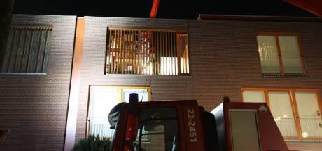 Barbecue vliegt in brand op dakterras in Eindhoven en veroorzaakt veel schade
