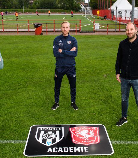 Ambitieus plan: FC Twente/Heracles Academie wil clubs in de regio omarmen