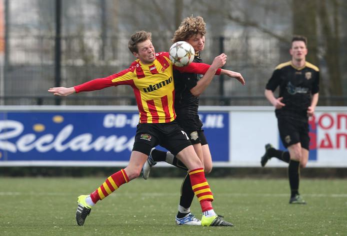 FC Winterswijk en SDOUC ontmoeten elkaar zondag in de beker.