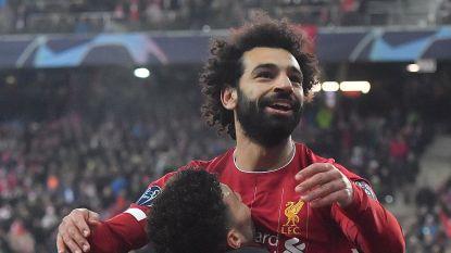 Liverpool kroont zich tot groepswinnaar na wervelende pot in Salzburg, Salah steelt show met haast onmogelijke goal