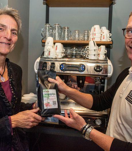 Reizen mag niet, dus haalt Stedenband Tilburg-Matagalpa Nicaragua naar Tilburg: met 600 kilo koffie
