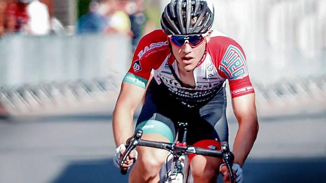"Robbe Claeys wint rit in Ronde van Madrid: ""Dankzij knap werk van eindlaureaat Elias Maris"""