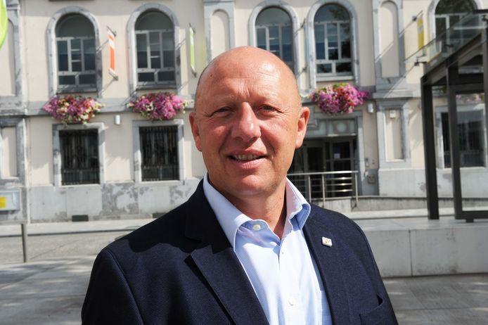 Burgemeester in Vilvoorde - Hans Bonte