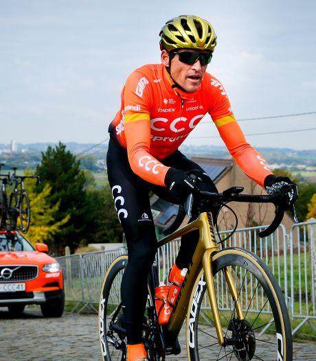 Greg Van Avermaet ne participera pas au Tour des Flandres