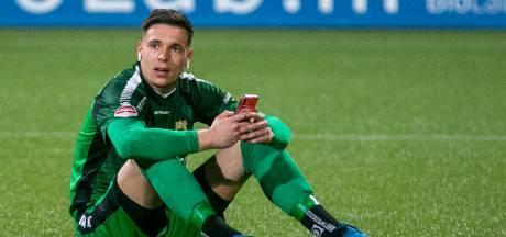 GA Eagles-doelman Gorter lijkt hard op weg naar Ajax