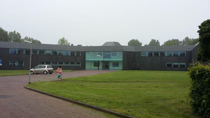Het gemeentehuis van Borsele