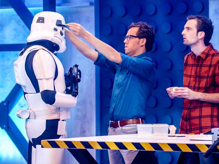 Een Stormtrooper bouwen in LEGO? Lastiger dan je denkt!