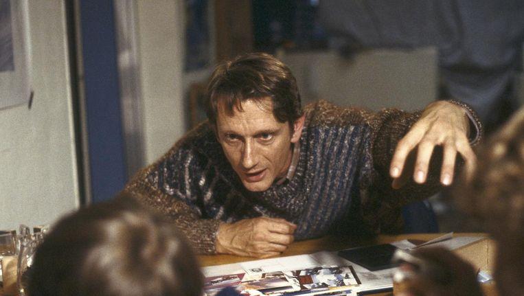 Anne Buurma in 1994 in een aflevering van de tv-serie Een Galerij. Beeld anp