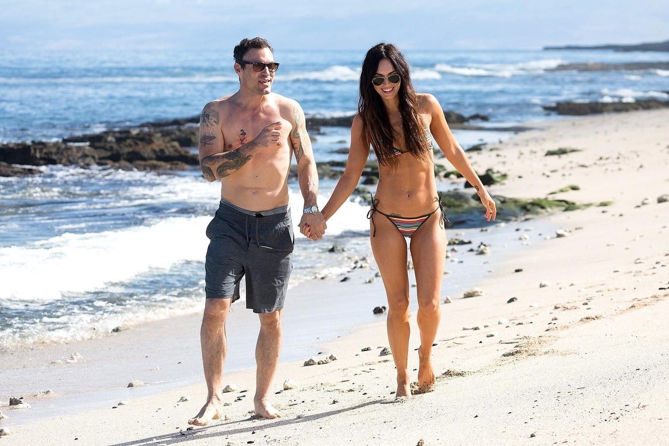 Megan Fox en Brian Austin Green zijn nog altijd gelukkig getrouwd