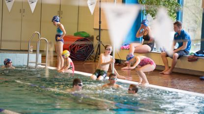 Zwembad Ter Borcht kan ondanks kapotte boordstenen toch openen op 1 juli