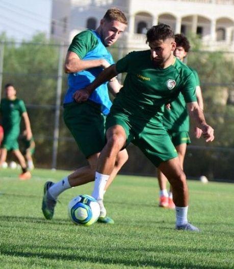 Amateurvoetballer Quick'20 als international op pad in Jordanië: 'Echt een bijzondere tijd'