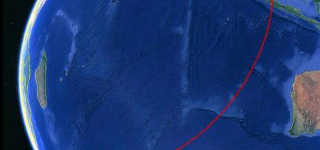 Des semaines de recherche dans l'océan Indien