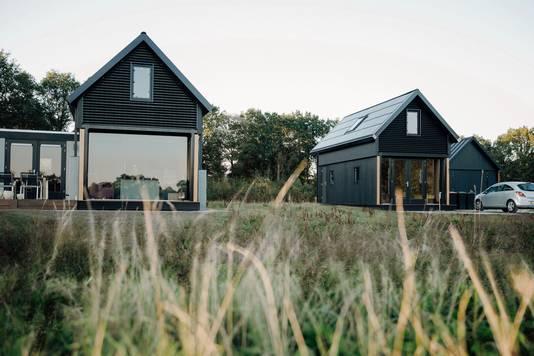 Nieuwe compact homes van Mill Home.