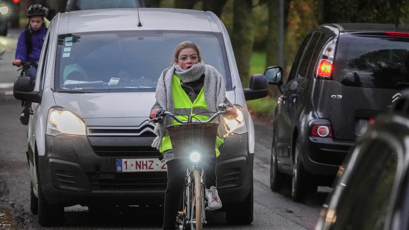 Zoersel investeert in beloningssysteem voor de leerlingen van de basisschool die te voet of met de fiets naar school komen.