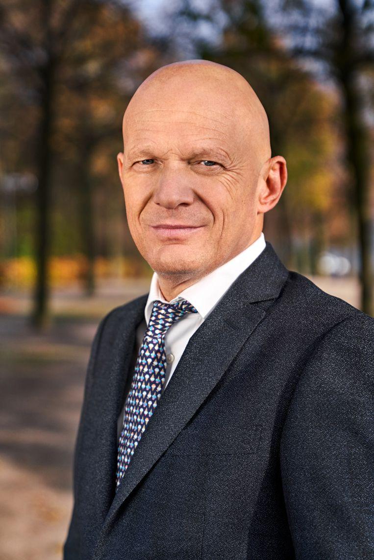 Wethouder Bert Wijbenga (VVD) van Rotterdam. Beeld Gemeente Rotterdam