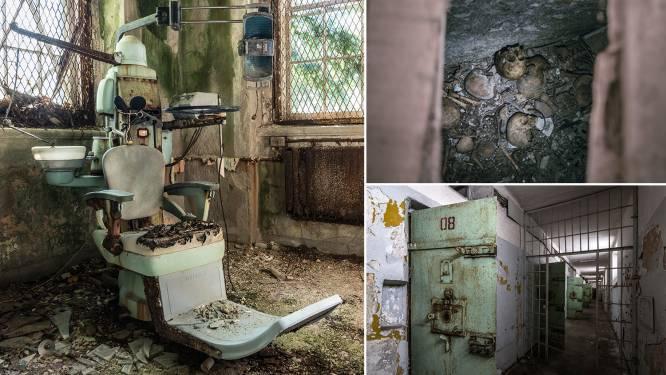 Bob bezoekt plaatsen waar tijd stil bleef staan: dit zijn de 10 griezeligste locaties die hij al aandeed