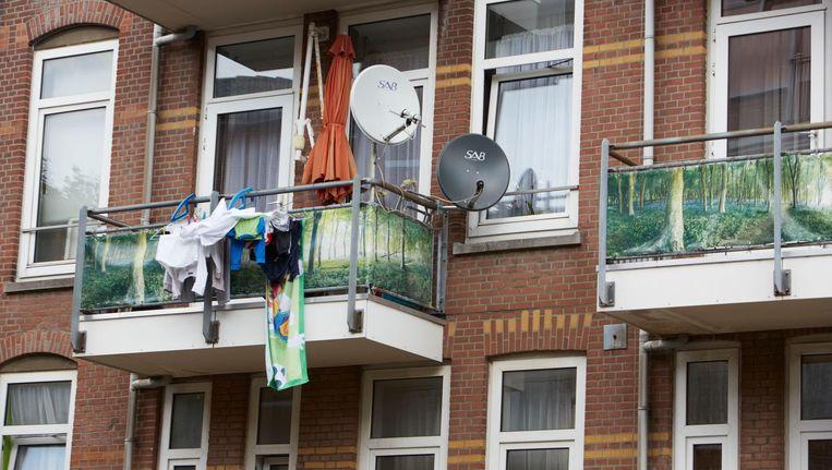 De Agniesebuurt in Rotterdam. Beeld Martijn Beekman