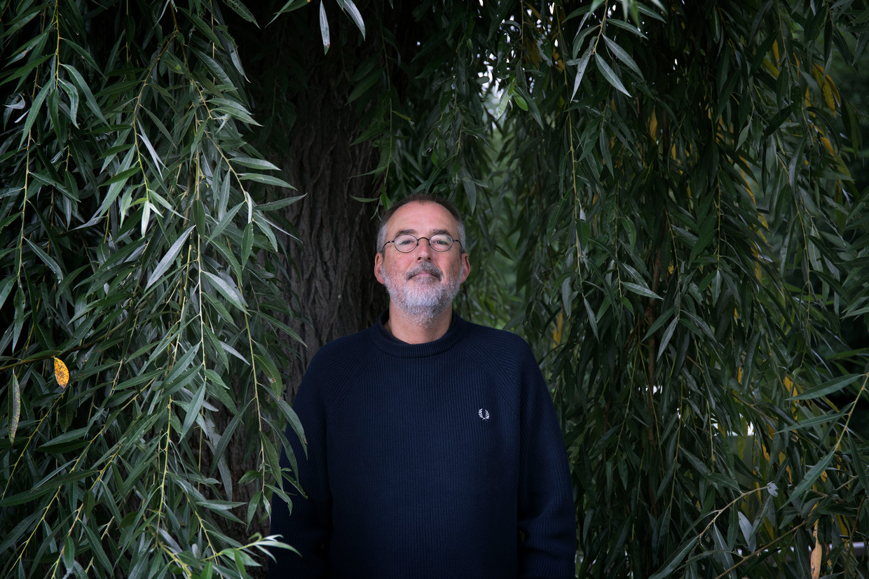 Ronald Giphart. Beeld Hollandse Hoogte / Werry Crone
