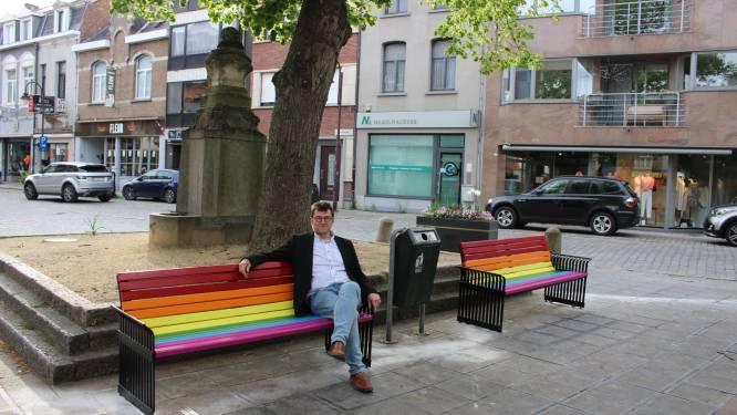 Duffel brengt regenboogkleuren in straatbeeld en ook scholen zetten in op holebi- en transgenderthema