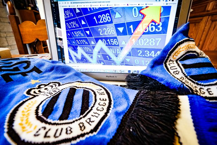 Club Brugge zou normaal op vrijdag 26 maart naar de beurs gaan.
