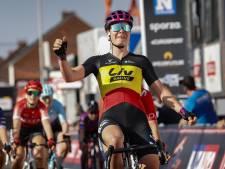 La championne de Belgique, Lotte Kopecky, remporte le Samyn des Dames