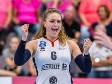 Sliedrecht Sport weer in vijf sets langs Apollo 8
