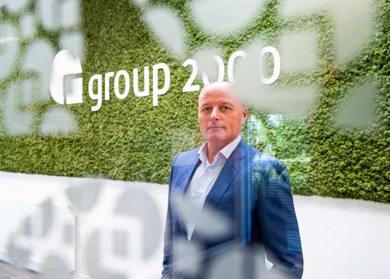 Richard Coppens, directeur van Group 2000.